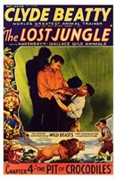 """The Lost Jungle - 11"""" x 17"""""""