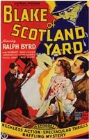 "11"" x 17"" Scotland"