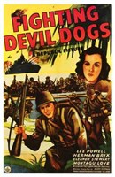 """The Fighting Devil Dogs - 11"""" x 17"""""""