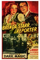 "Brenda Starr  Reporter - 11"" x 17"""