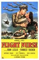 """Flight Nurse - 11"""" x 17"""""""