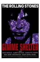 """Gimme Shelter (2000) - 11"""" x 17"""""""