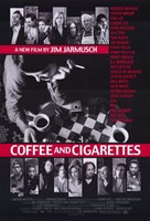 """Coffee and Cigarettes - 11"""" x 17"""""""
