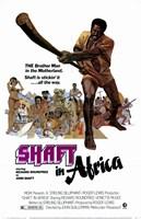 "Shaft in Africa Motherland - 11"" x 17"""