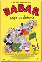 Babar: King of the Elephants Fine Art Print