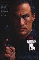 """Above the Law Movie Poster - 11"""" x 17"""" - $15.49"""