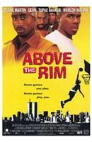 "Above the Rim - 11"" x 17"""
