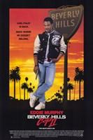 "Beverly Hills Cop 2 - 11"" x 17"", FulcrumGallery.com brand"