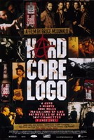 """Hard Core Logo - 11"""" x 17"""""""