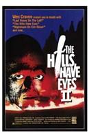 "Hills Have Eyes II - 11"" x 17"""