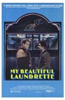 "My Beautiful Laundrette - 11"" x 17"""
