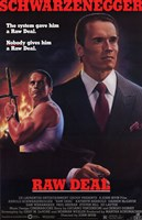Raw Deal Wall Poster