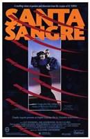 "Santa Sangre - 11"" x 17"""