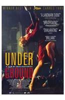 """Underground - 11"""" x 17"""""""