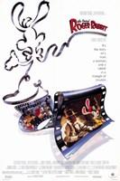 """Who Framed Roger Rabbit - Film - 11"""" x 17"""""""