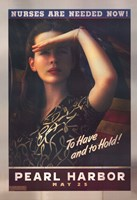 """Pearl Harbor Art Deco Nurses Are Needed Now - 11"""" x 17"""""""