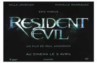 Resident Evil - wide Wall Poster