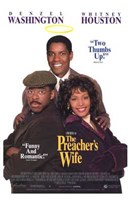 The Preacher's Wife Wall Poster