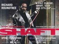 "Shaft Richard Roundtree 2000 - 17"" x 11"""