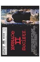 "Menace II Society Film - 11"" x 17"""