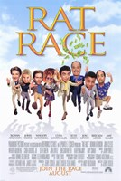 "Rat Race - 11"" x 17"""