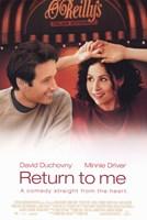 """Return to Me - 11"""" x 17"""""""