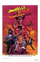 """Black Samurai - 11"""" x 17"""" - $15.49"""