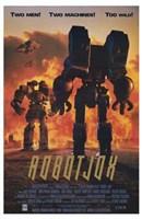 "Robot Jox - 11"" x 17"" - $15.49"