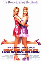 """Romy and Michelle's High School Reunion - 11"""" x 17"""""""