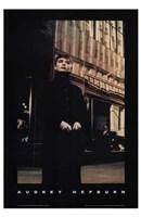 """Audrey Hepburn - 11"""" x 17"""""""
