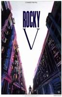 Rocky V Wall Poster