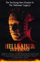 "Hellraiser: Inferno - 11"" x 17"""