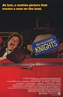 "Hollywood Knights - 11"" x 17"""
