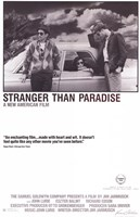 "Stranger Than Paradise Film - 11"" x 17"""