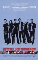"Better Luck Tomorrow - 11"" x 17"", FulcrumGallery.com brand"