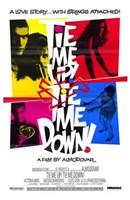 "Tie Me Up! Tie Me Down! (movie poster) - 11"" x 17"""