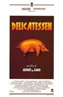 """Delicatessen - 11"""" x 17"""""""