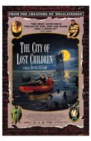 """The City of Lost Children - 11"""" x 17"""""""