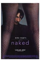 """Naked By Mike Leigh - 11"""" x 17"""""""