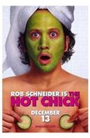 "The Hot Chick - 11"" x 17"", FulcrumGallery.com brand"