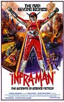 "Infra-Man - 11"" x 17"""