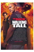 Walking Tall The Rock