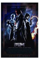 "Hellboy Movie - 11"" x 17"""
