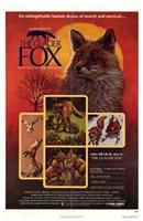 "The Glacier Fox - 11"" x 17"" - $15.49"