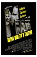 """The Man Who Wasn't There - 11"""" x 17"""" - $15.49"""