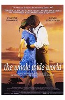 """The Whole Wide World (movie poster) - 11"""" x 17"""""""