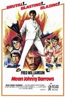 """Mean Johnny Barrows - 11"""" x 17"""""""