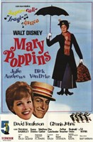 Mary Poppins Supercali-fragi-lisdica Framed Print