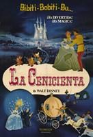 "Cinderella (spanish) - 11"" x 17"", FulcrumGallery.com brand"