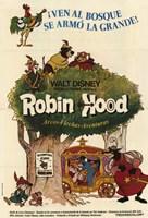 "Robin Hood Drawing - 11"" x 17"", FulcrumGallery.com brand"
